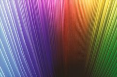 Colorful Embossed Abstract Background Royalty Free Stock Image