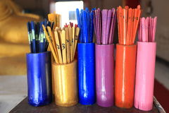 Colorful Esiimsi Stock Photo
