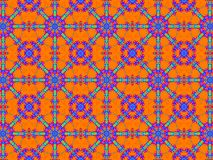 Colorful ethnic ornament. Arabesque style Stock Images