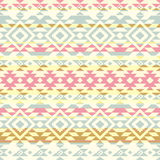 Colorful ethnic pattern Royalty Free Stock Photography