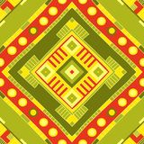 Ethnic pattern. Tribal art. African pattern. Royalty Free Stock Images