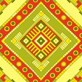 Ethnic pattern. Tribal art. African pattern. Stock Photography