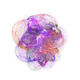 Colorful explosion Royalty Free Stock Photo