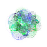 Colorful explosion Royalty Free Stock Images