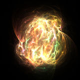 Colorful explosion Stock Photos