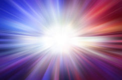 Colorful Explosion abstract speed motion light speed background Royalty Free Stock Photo