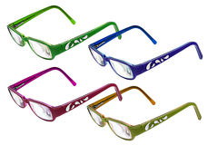 Colorful eyeglasses Royalty Free Stock Images