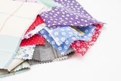 Colorful fabric Stock Photos