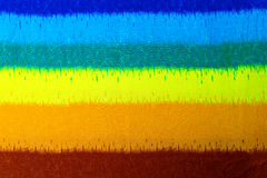 Colorful fabric background. Closeup fashion Royalty Free Stock Photography