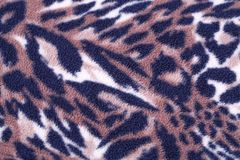 Colorful fabric background. Closeup picture Royalty Free Stock Images