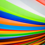 Colorful fabric background. Colorful striped fabric for background Royalty Free Stock Photos