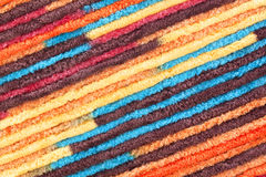 Colorful fabric background texture. In soft cotton Royalty Free Stock Images