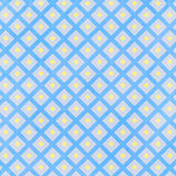 Colorful fabric  diamond seamless pattern Royalty Free Stock Photo