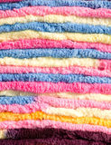 Colorful Fabric Stock Image