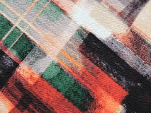 Free Colorful  Fabric Texture Royalty Free Stock Photo - 54527375
