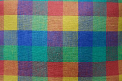 Colorful Fabric texture Royalty Free Stock Images
