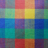 Colorful Fabric texture Royalty Free Stock Photography