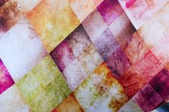 Colorful fabric, texture, background royalty free stock photography