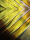 Colorful fabric texture Stock Image