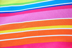 Colorful fabric wallpaper Royalty Free Stock Photo