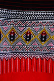 Thai silk. Stock Images