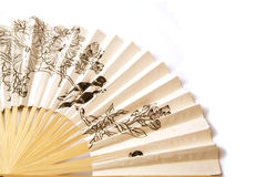 Colorful fan Stock Photo