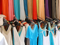 Colorful Fashion Stock Photo
