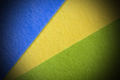 Colorful felt texture Royalty Free Stock Image