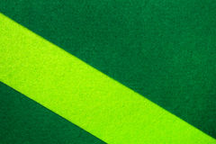 Colorful felt texture for background with copy space. Green colors composition royalty free stock image