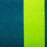 Colorful felt texture for background with copy space. Green colors composition stock photos