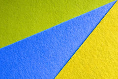 Colorful felt Royalty Free Stock Image