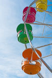 Colorful Ferris Wheel Royalty Free Stock Image