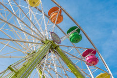 Colorful Ferris Wheel Stock Image