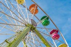 Colorful Ferris Wheel Stock Image