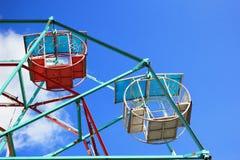 Ferris wheel on sky Royalty Free Stock Image