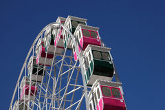 Colorful ferris wheel Royalty Free Stock Photography