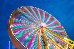 Colorful Ferris Wheel Royalty Free Stock Photos