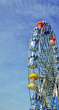 Colorful Ferris Wheel  in Thailand Stock Photography