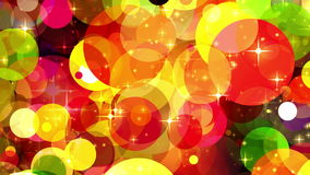 Colorful Festival Animation royalty free illustration