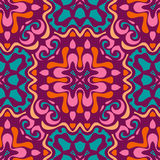 Colorful Festive Abstract  Vector Pattern Royalty Free Stock Images