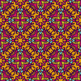 Colorful  Festive Abstract Vector Pattern tiled Stock Photos