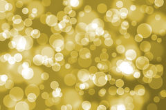 Colorful festive Christmas background with bokeh. royalty free illustration