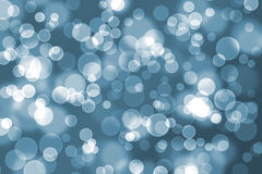 Colorful festive Christmas  background with bokeh. Colorful festive Christmas elegant abstract background with bokeh lights Royalty Free Stock Photos
