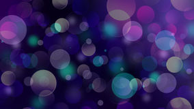 Colorful Festive Christmas  elegant  blurred abstract background with  bokeh lights Stock Images