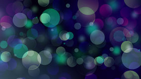 Colorful Festive Christmas  elegant  blurred abstract background with  bokeh lights Stock Image