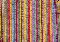 Colorful fibers  texture Stock Photography