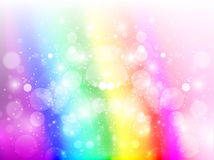 Colorful flare Stock Photos