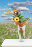Beautiful floral arrangement Royalty Free Stock Photos