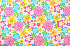 Colorful floral background Stock Images