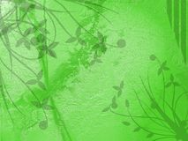 Artistic Colorful Floral background. Artistic illustration with flowers, ideal for flyers or posters background or greeting cards royalty free illustration